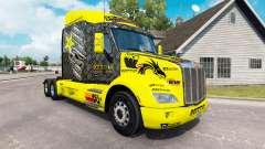 Rockstar pele da Energia para o caminhão Peterbilt para American Truck Simulator