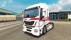 Andre Voss pele para Iveco unidade de tracionamento para Euro Truck Simulator 2