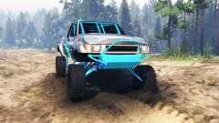 Toyota Hilux PreRunner para Spin Tires