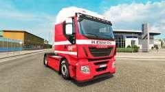 H. Essers pele para Iveco unidade de tracionamento para Euro Truck Simulator 2