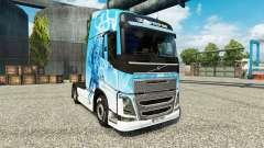 Klanatrans pele para a Volvo caminhões para Euro Truck Simulator 2