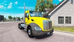 Pele Doce Pete Dia da Cabine do trator Peterbilt para American Truck Simulator