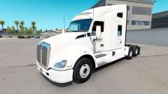 A pele em Arnold Transporte Kenworth trator para American Truck Simulator