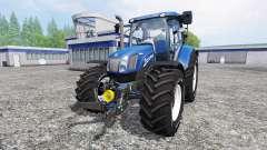 New Holland T6.175 v1.2 para Farming Simulator 2015