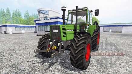 Fendt Favorit 615 LSA para Farming Simulator 2015
