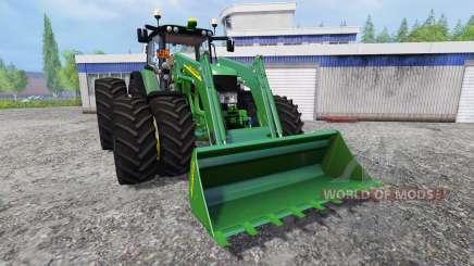 John Deere 6930 FL v2.2 para Farming Simulator 2015