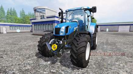 New Holland T6.175 v2.0 para Farming Simulator 2015