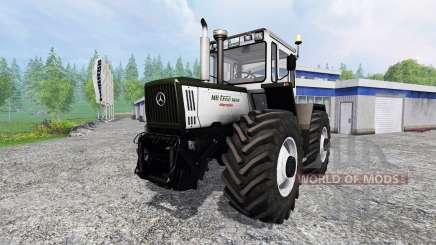 Mercedes-Benz Trac 1800 [silberdistel] para Farming Simulator 2015