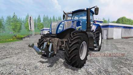 New Holland T8.320 Golden Jubilee para Farming Simulator 2015