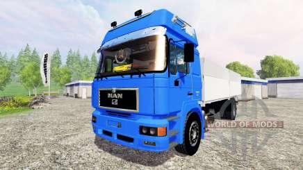 MAN F2000 19.603 [side] para Farming Simulator 2015