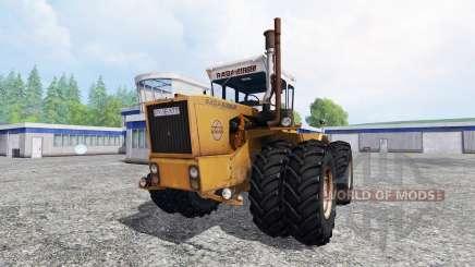 RABA Steiger 250 v4.0 para Farming Simulator 2015