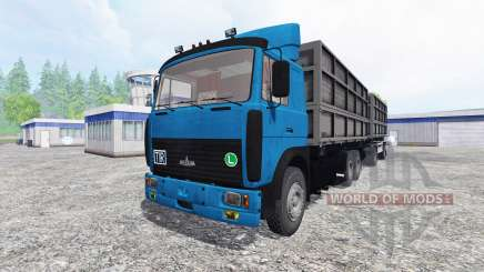 MAZ-630308 [trailer] para Farming Simulator 2015