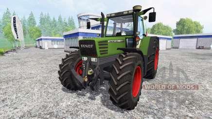 Fendt Favorit 512 v2.0 para Farming Simulator 2015