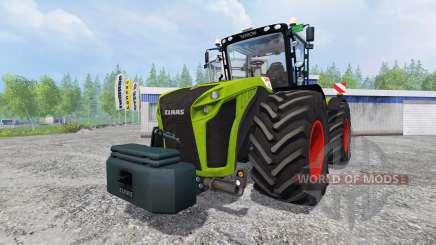 CLAAS Xerion 5000 [washable] para Farming Simulator 2015