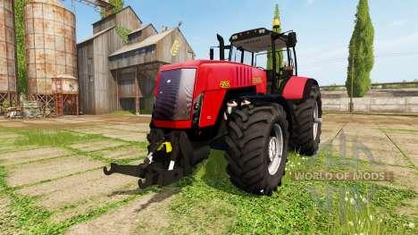 Bielorrússia-4522 para Farming Simulator 2017