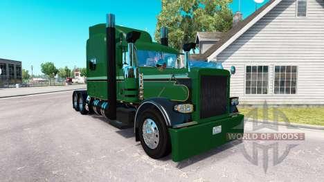 Pele Seidler de Caminhões para o caminhão Peterb para American Truck Simulator