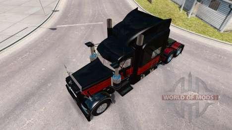 Pele Viper v2.0 trator Peterbilt 389 para American Truck Simulator
