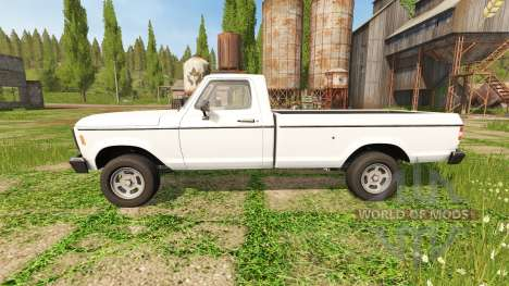 Lizard Pickup Rodeo 100 [pack] para Farming Simulator 2017