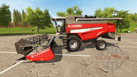 Laverda M310 MCS [pack] para Farming Simulator 2017