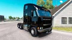Pele ShR Alemanha no caminhão Freightliner Argosy para American Truck Simulator