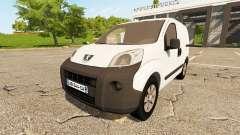 Peugeot Bipper para Farming Simulator 2017
