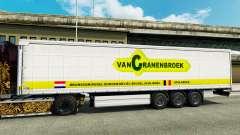 Pele Vancranenbroek para reboques para Euro Truck Simulator 2