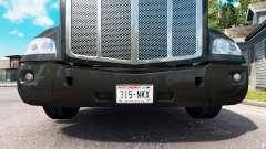 Uma coleção de placas de licença para American Truck Simulator