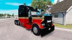 Pele de Vida Baixo para o caminhão Peterbilt 389 para American Truck Simulator