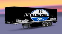 Pele SC Paderborn 07 na semi para Euro Truck Simulator 2
