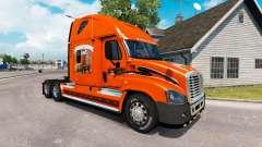 Pele SCHNEIDER caminhão Freightliner Cascadia para American Truck Simulator