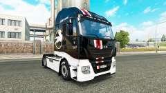 Edição limitada da pele para Iveco unidade de tracionamento para Euro Truck Simulator 2