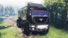 O Yamal-6 v4.0 para Spin Tires