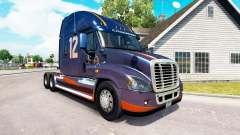 Pele Águia no Clube trator Freightliner Cascadia para American Truck Simulator
