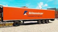 Pele Kollmannsberger para o semi-refrigerados para Euro Truck Simulator 2