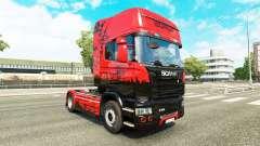 Pele de Istambul para trator Scania para Euro Truck Simulator 2