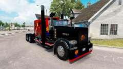 A pele do Arizona, EUA, para o caminhão Peterbilt 389 para American Truck Simulator