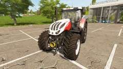 Steyr Terrus 6270 CVT [pack] para Farming Simulator 2017