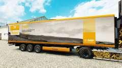 Pele Rajasil para o semi-refrigerados para Euro Truck Simulator 2