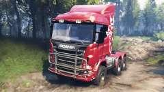 Scania R730 v3.0 para Spin Tires