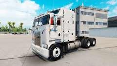 Walmart pele para Kenworth K100 caminhão para American Truck Simulator