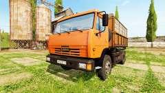 KAMAZ-43255 para Farming Simulator 2017