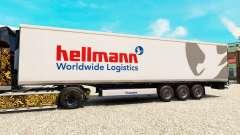 Pele Hellman no semi-reboque-geladeira para Euro Truck Simulator 2