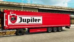 Pele Jupiler para reboques para Euro Truck Simulator 2
