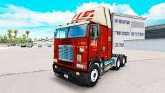Pele de PIZZA no caminhão Freightliner FLB para American Truck Simulator