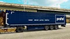 A pele em Nossos reboques para Euro Truck Simulator 2