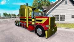 Peles Metalizado 7 para o caminhão Peterbilt 389 para American Truck Simulator