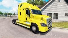 Скин Veriha de Camionagem на Freightliner Cascadia para American Truck Simulator