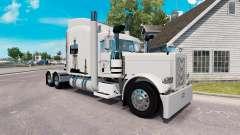 Pele de Vida de Óleo para o caminhão Peterbilt 389 para American Truck Simulator