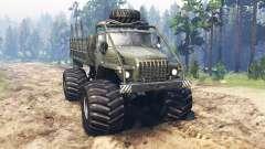 Ural Monstro para Spin Tires