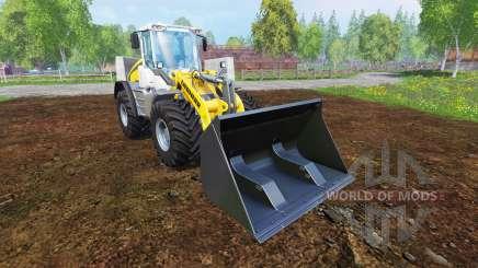Liebherr L538 AWS para Farming Simulator 2015